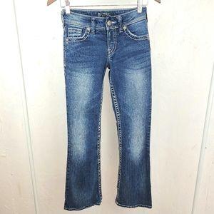 💙Silver Suki Bootcut Jeans Size 24
